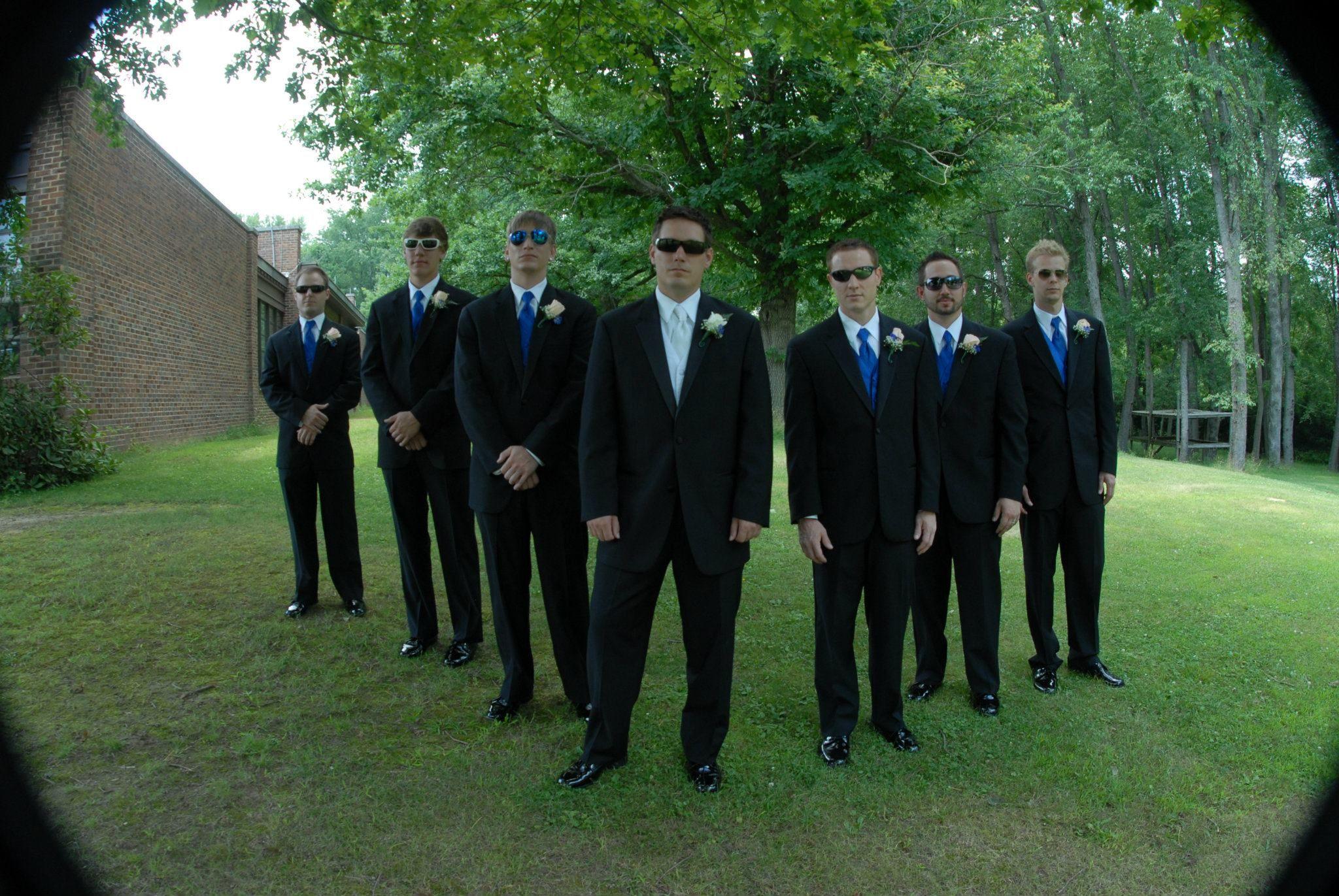 Photography idea - men in sunglasses