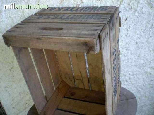 cajas antiguas de fruta en madera foto 2 - Cajas De Madera Fruta
