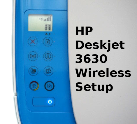 Quick hp deskjet 3630 wireless setup guide for windows and
