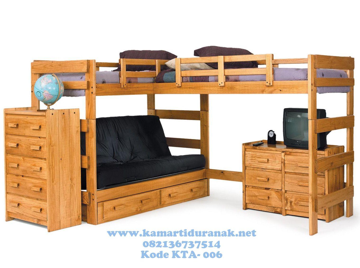 Model Tempat Tidur Kastil Anak Laki Laki Tempat Tidur Kastil Anak