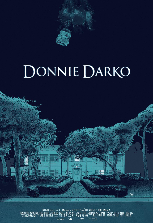 Donnie Darko (2001) [1800 x 2618]   MoviePosterPorn in 2019