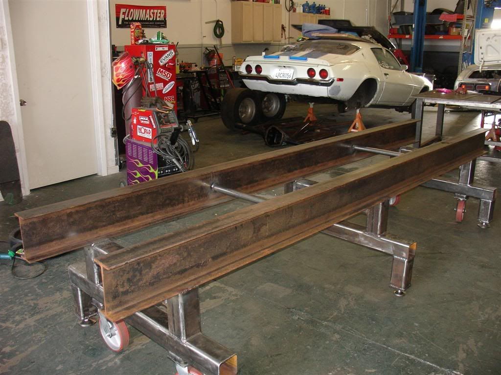 Chassis Table Welding Table Welding Table Diy Welding