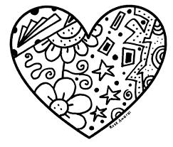 Coracao Desenho Para Colorir Pesquisa Google Coracao Desenho
