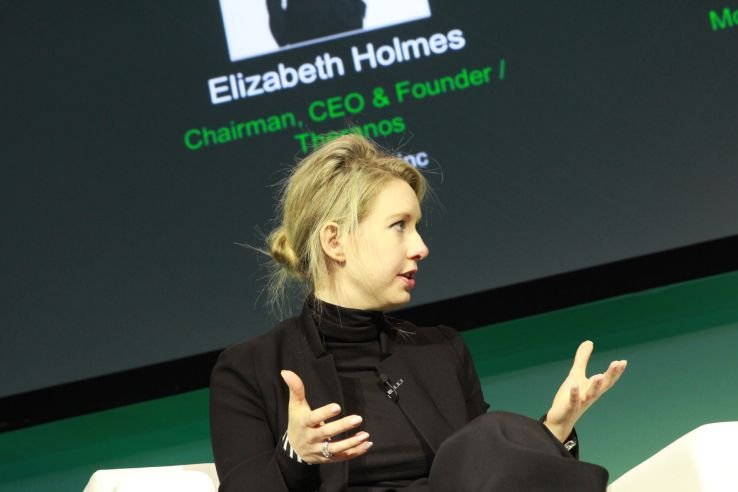 One way Theranos is hoping to stay afloat is by offering double the shares — including some of founder Elizabeth Holmes' own shares — to investors if they promise not to sue. Theranos is knee-deep in an avalanche of lawsuits from investors and consumers of its blood-testing products after...