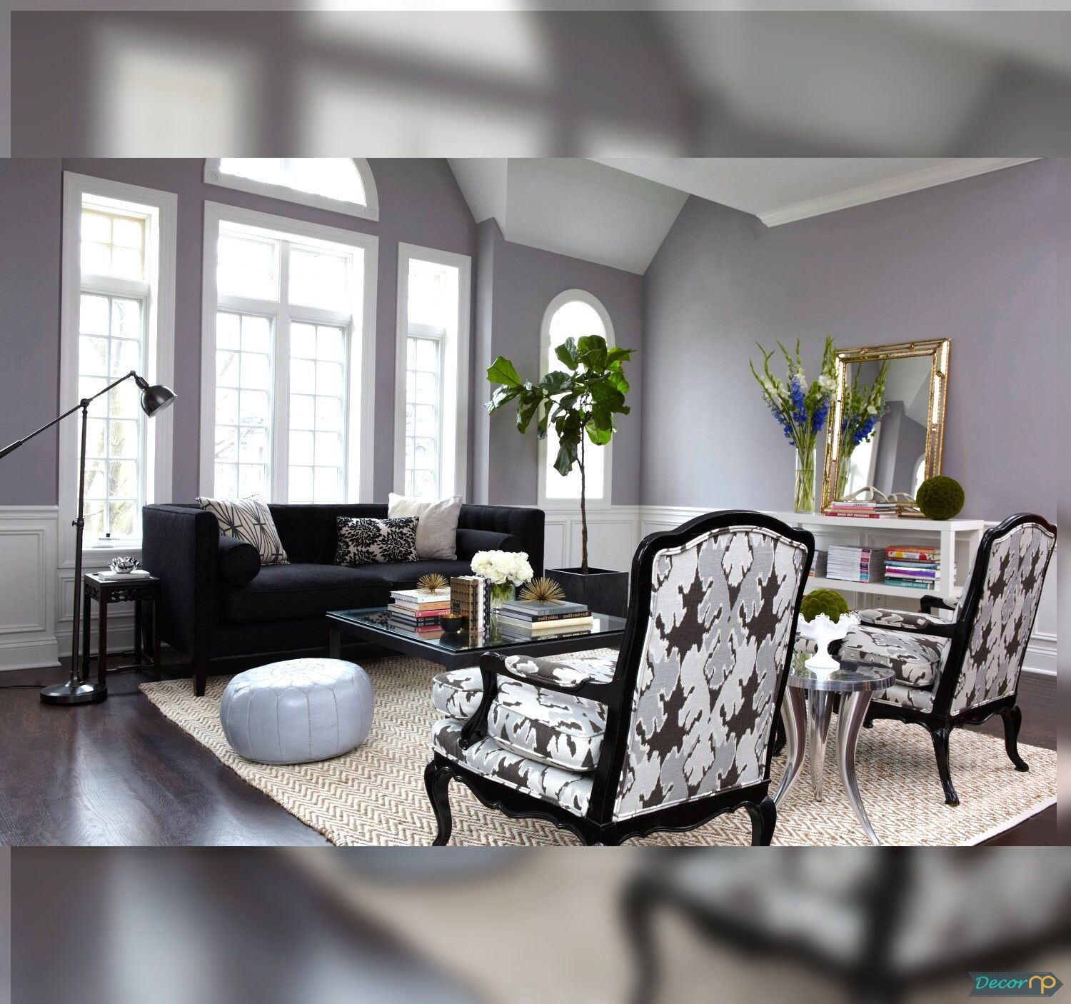 flooring ideas for your own living room in 2018