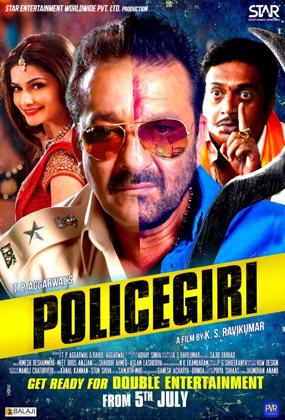 10+ Sanjay Dutt Full Hd Movie Policegiri