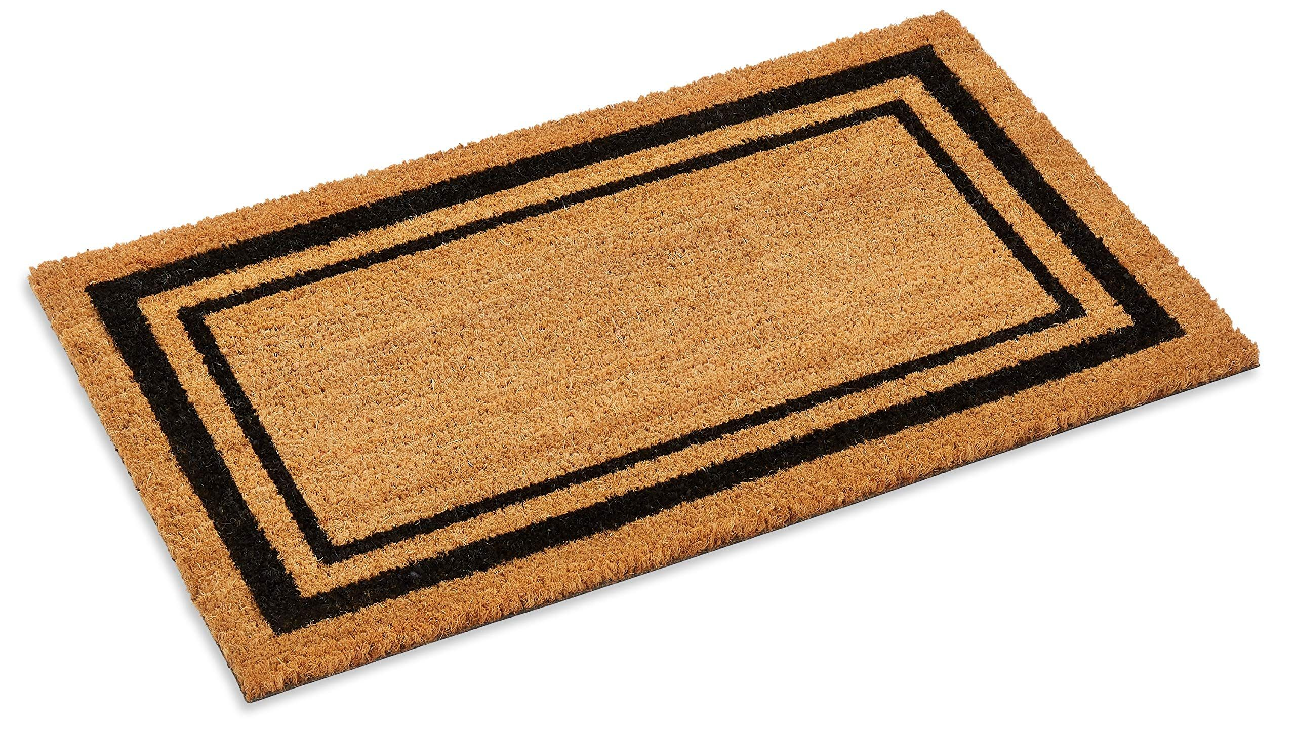 Kempf New Coco Coir Doormat Check Out This Great Product It Is An Affiliate Link To Amazon In 2020 Door Mat Coir Doormat Double Picture