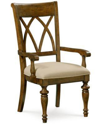 Amazing Oak Harbor Arm Chair