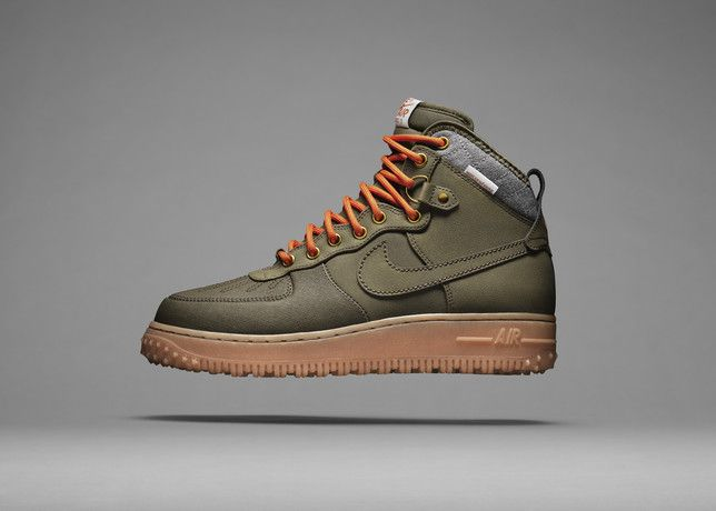nike air force zimowe
