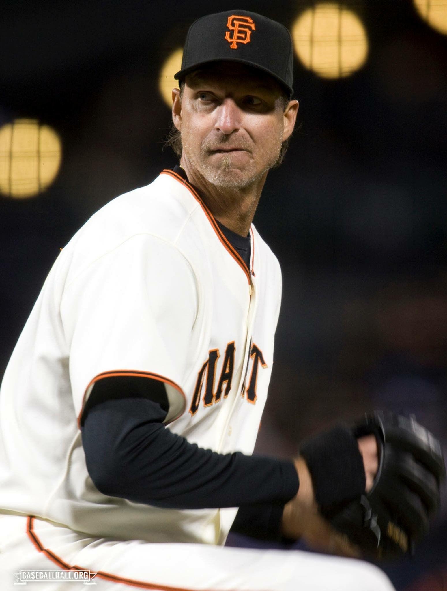 Randy Johnson San francisco giants baseball, Giants
