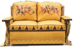 Early Native American Themed Furniture Google Search