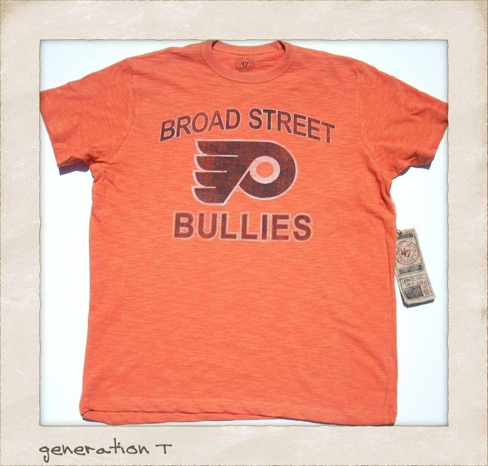 47 Brand Philadelphia Flyers Broad Street Bullies Mens Tee