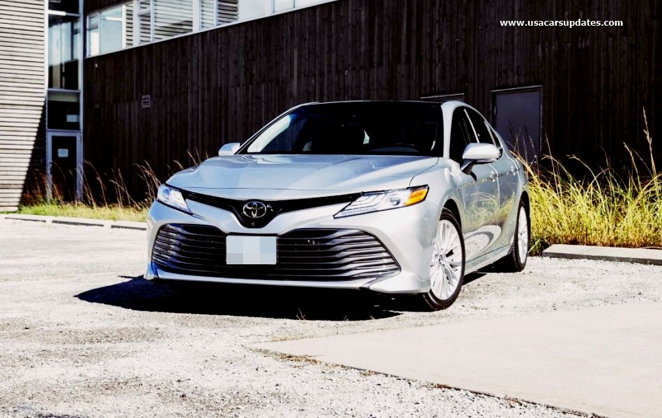 2019 Toyota Camry Xle V6 Changes Toyota Camry Camry Toyota Cars