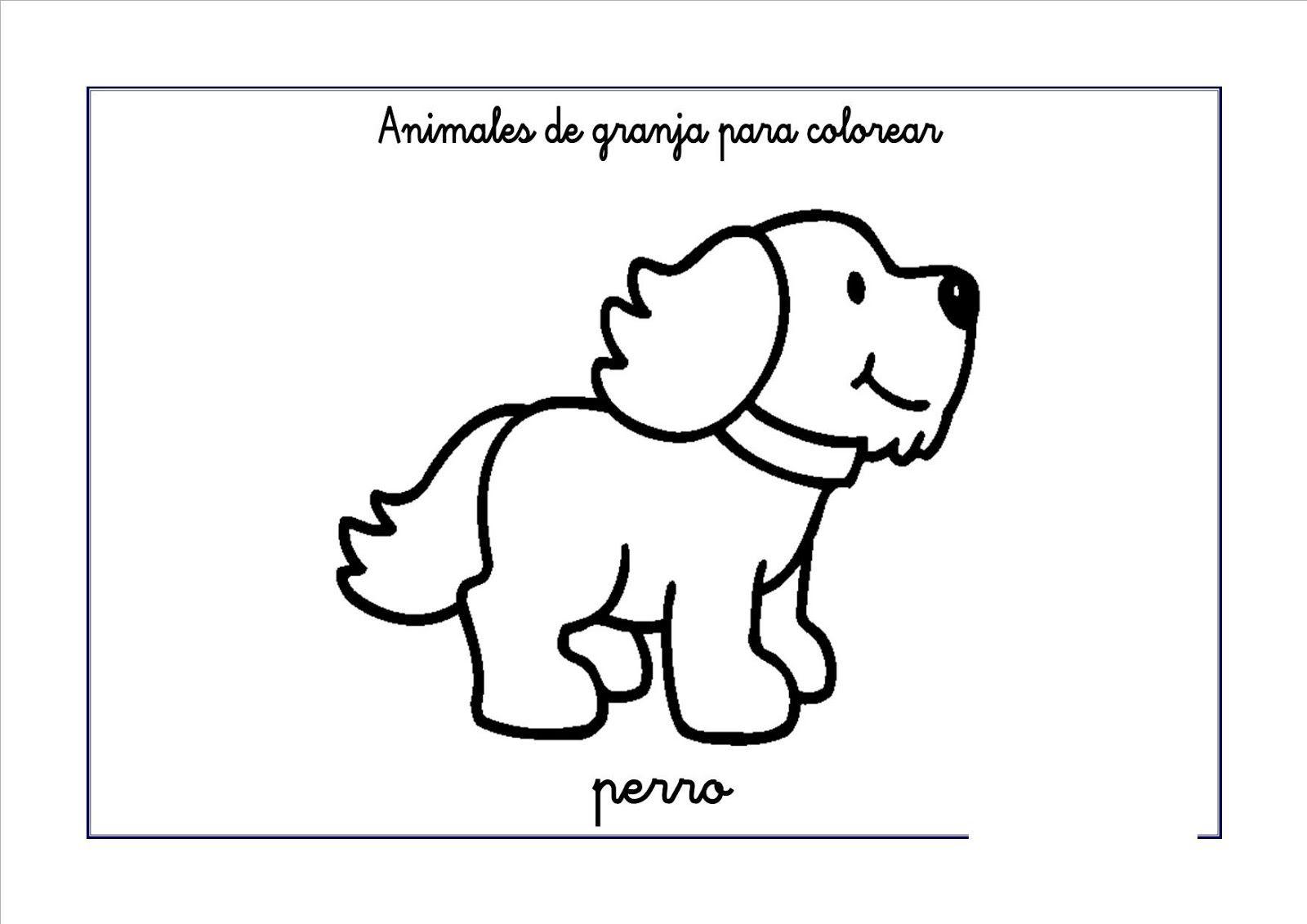 Pin de Mari BO en Dibujos animales | Pinterest | Animales de granja ...