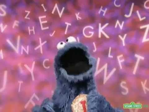Sesame Street Cookie s Letter of the Day I