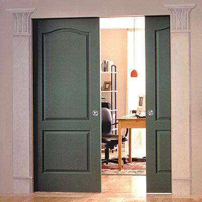 Johnson Hardware 174 1500 Series Pocket Door Frame Ranch