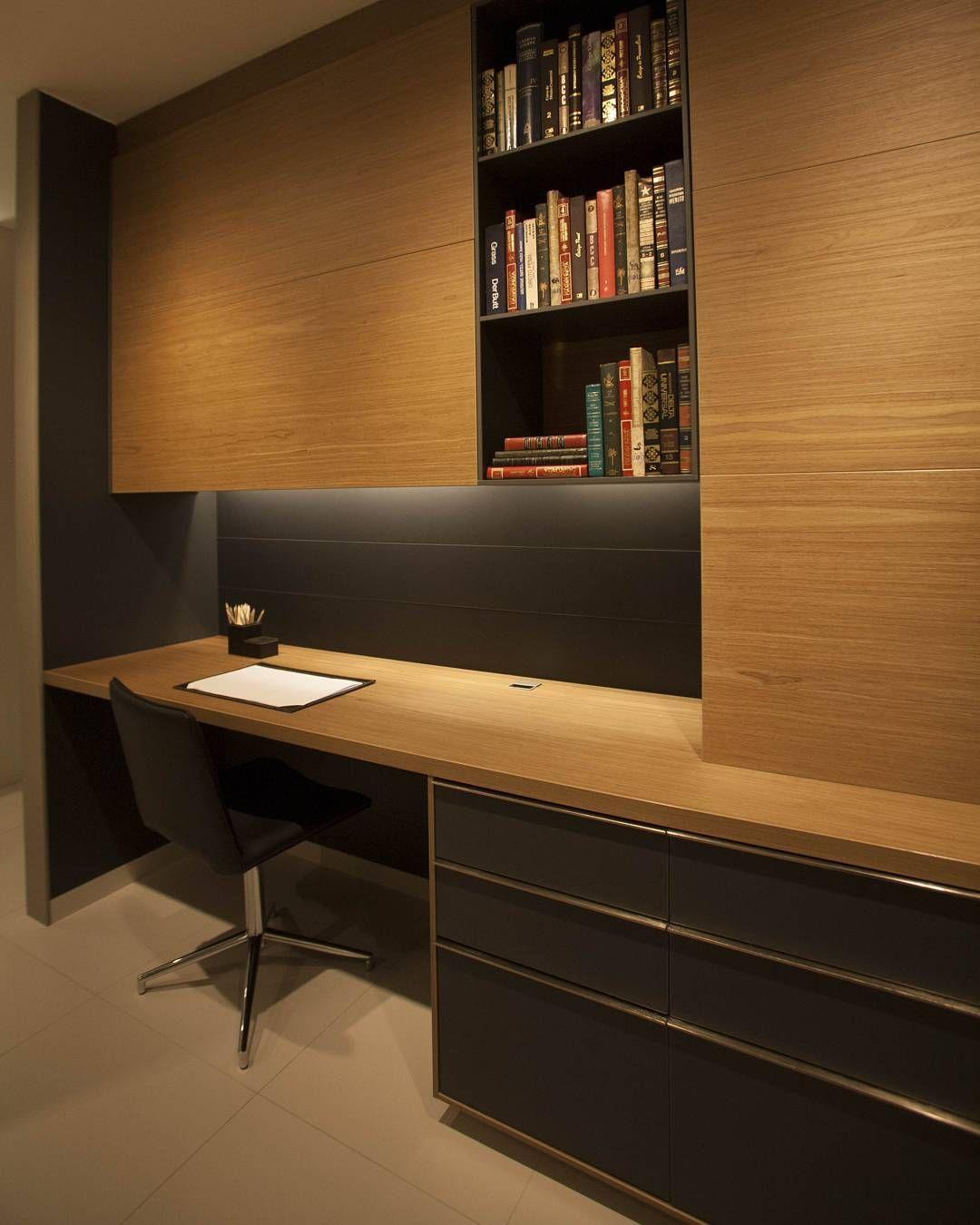 Office Study Design Ideas: Projeto By Ribeirão Preto Para Home Office