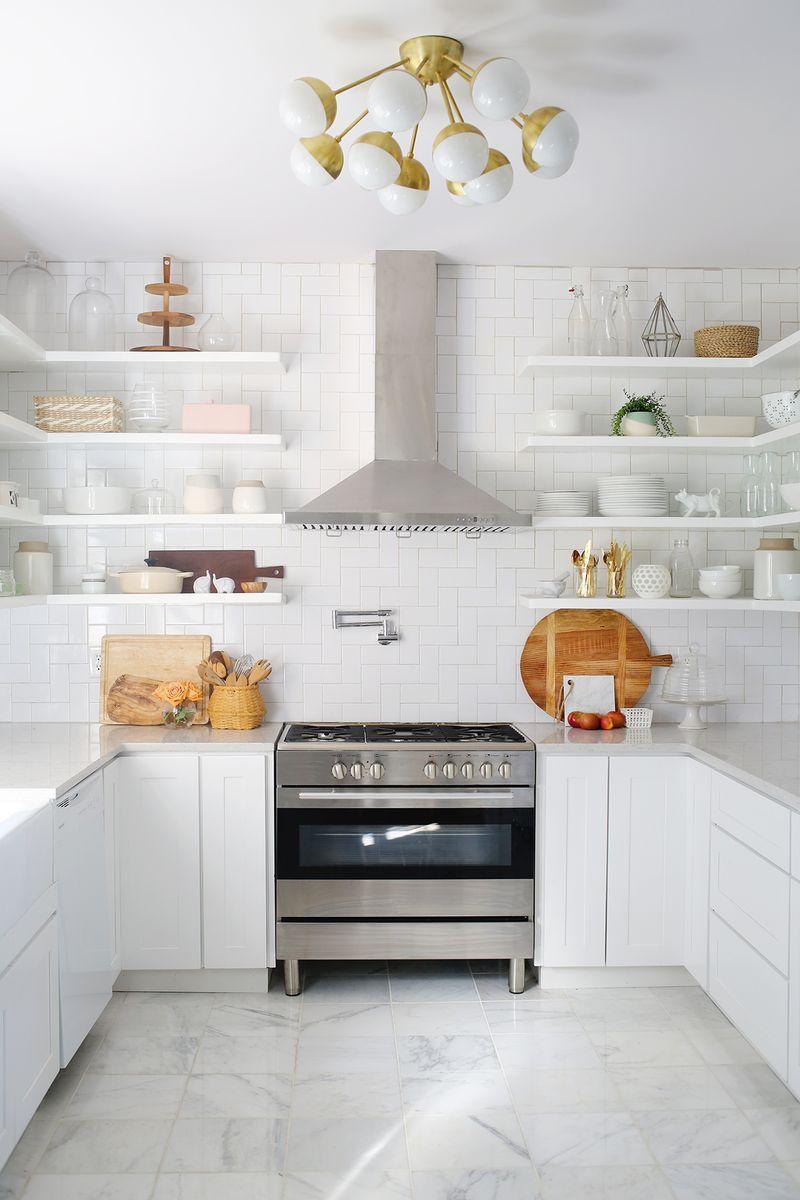 10 Swoon Worthy Kitchens | Kitchens, Herringbone and Beautiful kitchen