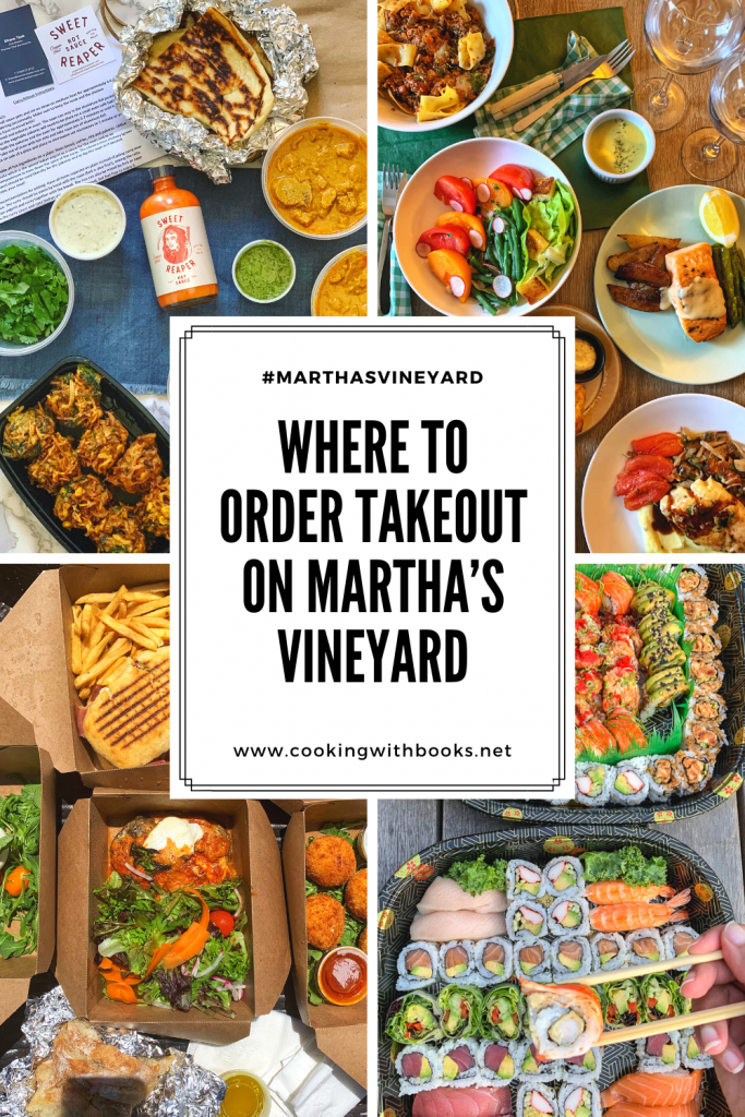 Where To Order Takeout On Martha S Vineyard In 2020 Marthas Vineyard Martha Foodie Travel