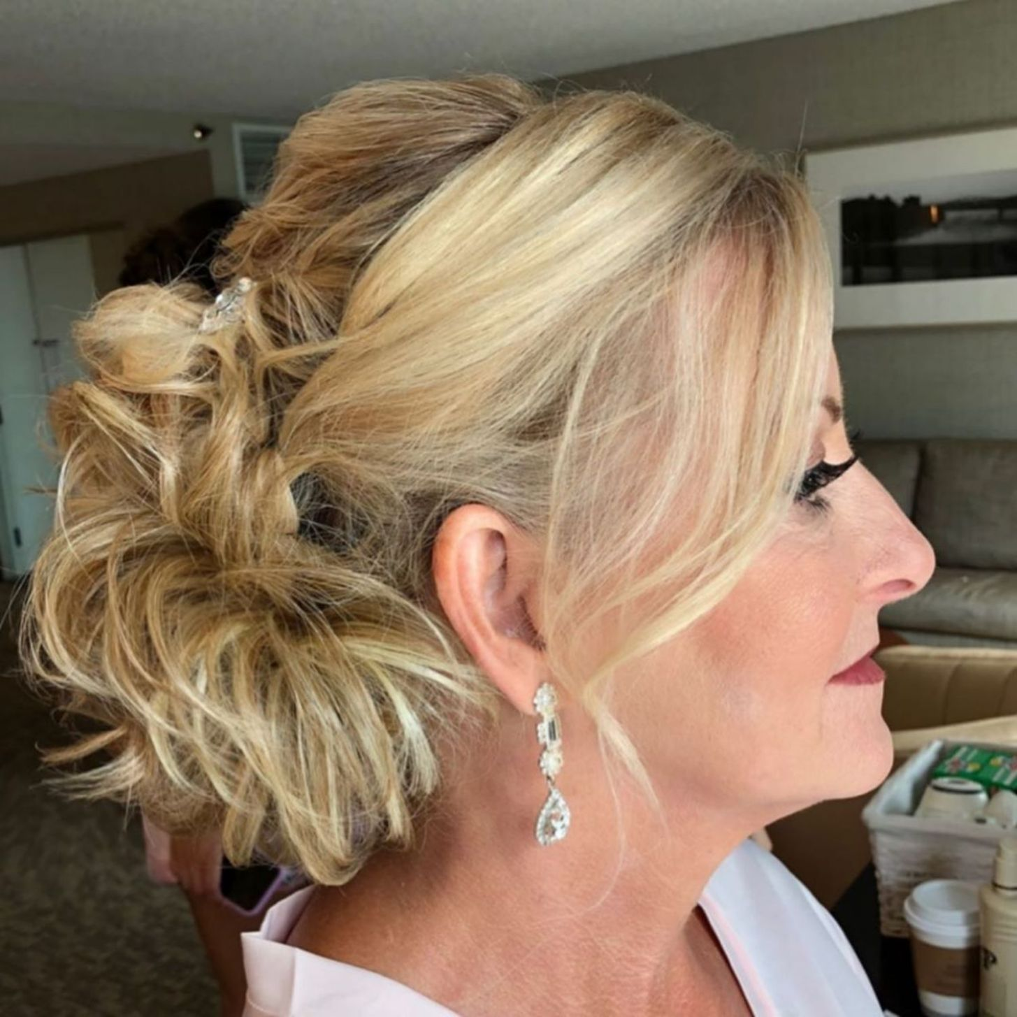 50 Ravishing Mother of the Bride Hairstyles in 2020 ...