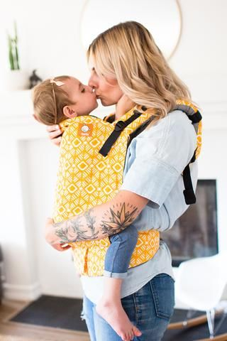 Baby Tula — Ergonomic Tula Toddler Carrier - Beacon | baby