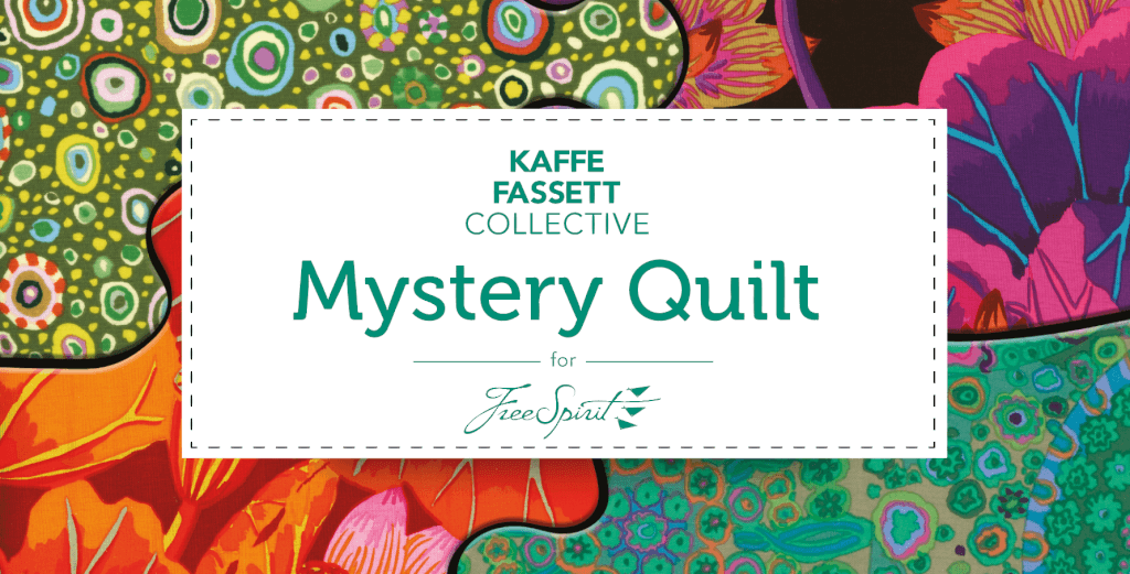 Quilt Mystère 2018 Kaffe Fasset Collective