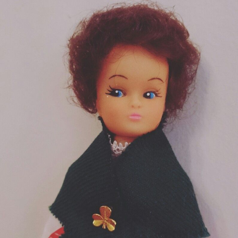 Ken Shamrock Character: #newlylisted This Gorgeous Vintage 50s / 60s Doll With