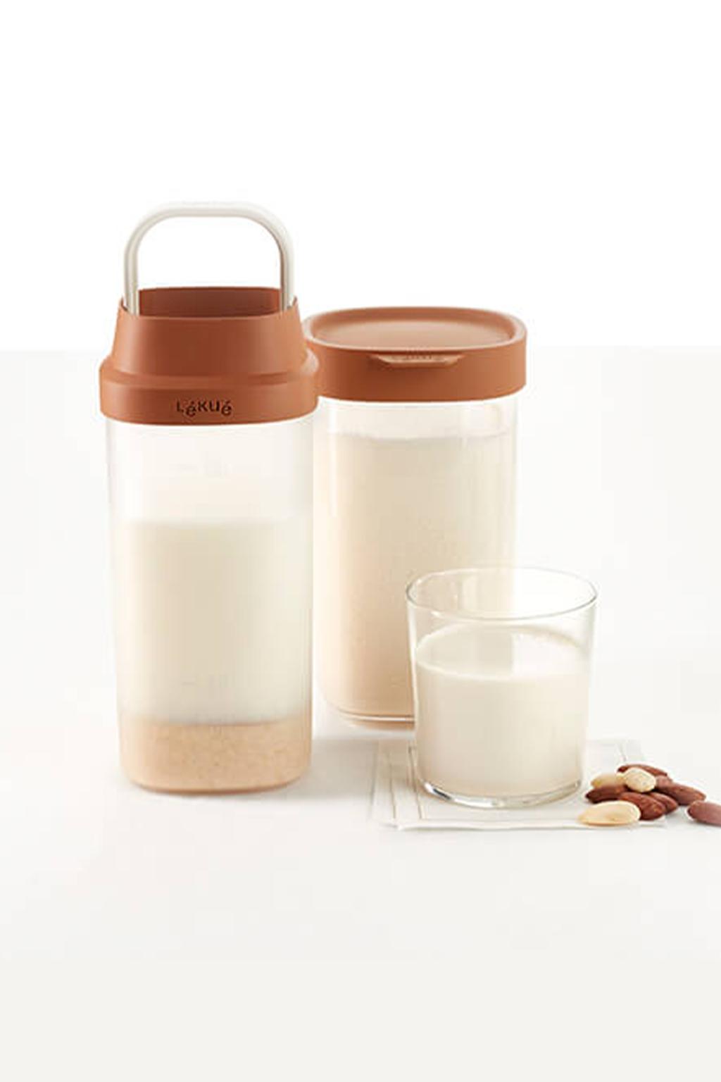 Nut And Grain Milk Maker In 2020 Milk Makers Dairy Free Milk Bamboo Cups