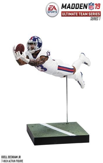 a98c46703a6 Introducing the Season Three line up of the EA Sports Madden NFL 19  Ultimate Team Action Figure line from McFarlane Toys. Build