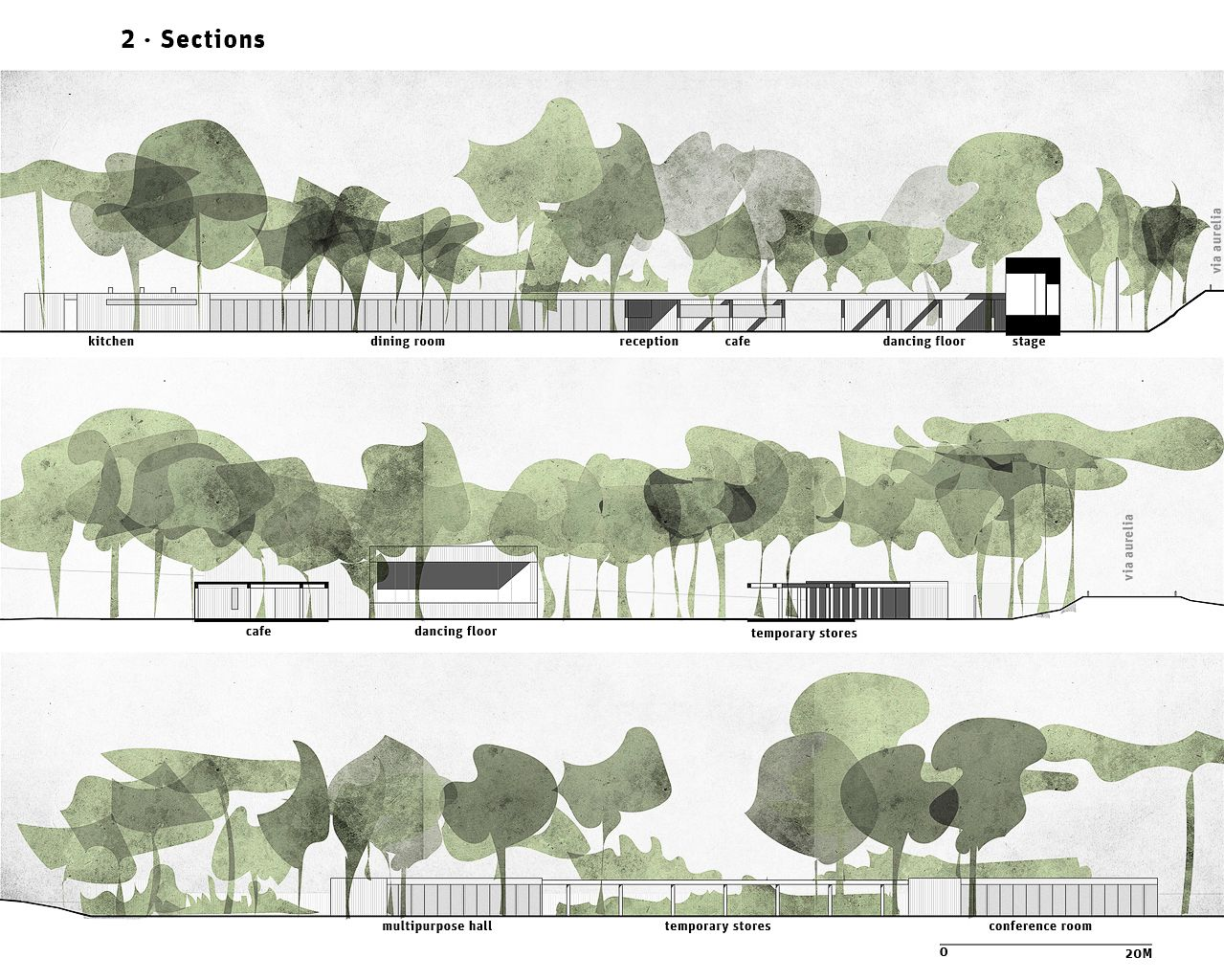 Landscape Architecture Section Drawings best 25+ landscape architecture section ideas on pinterest