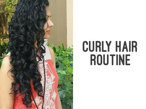 Wavy Hair Routine How Is It Different From A Curly Hair Routine