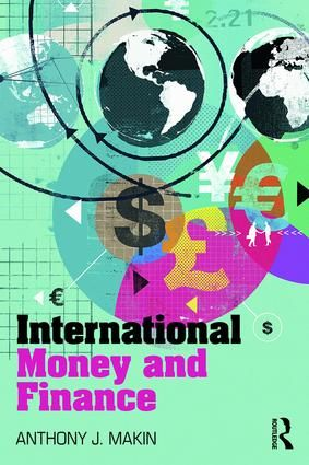 International Money And Finance Paperback Book Cover