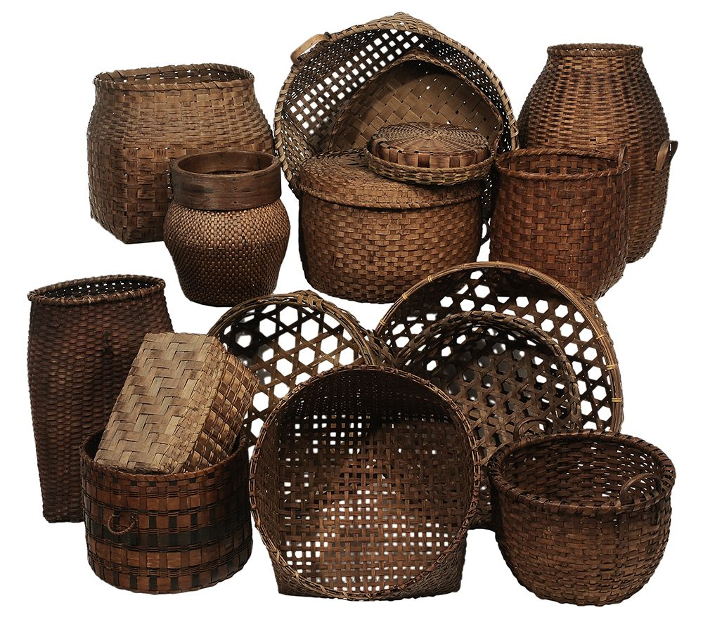 Lots of Baskets!