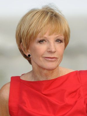 Anne Robinson, TV host and probably most famous for being the presenter of The W