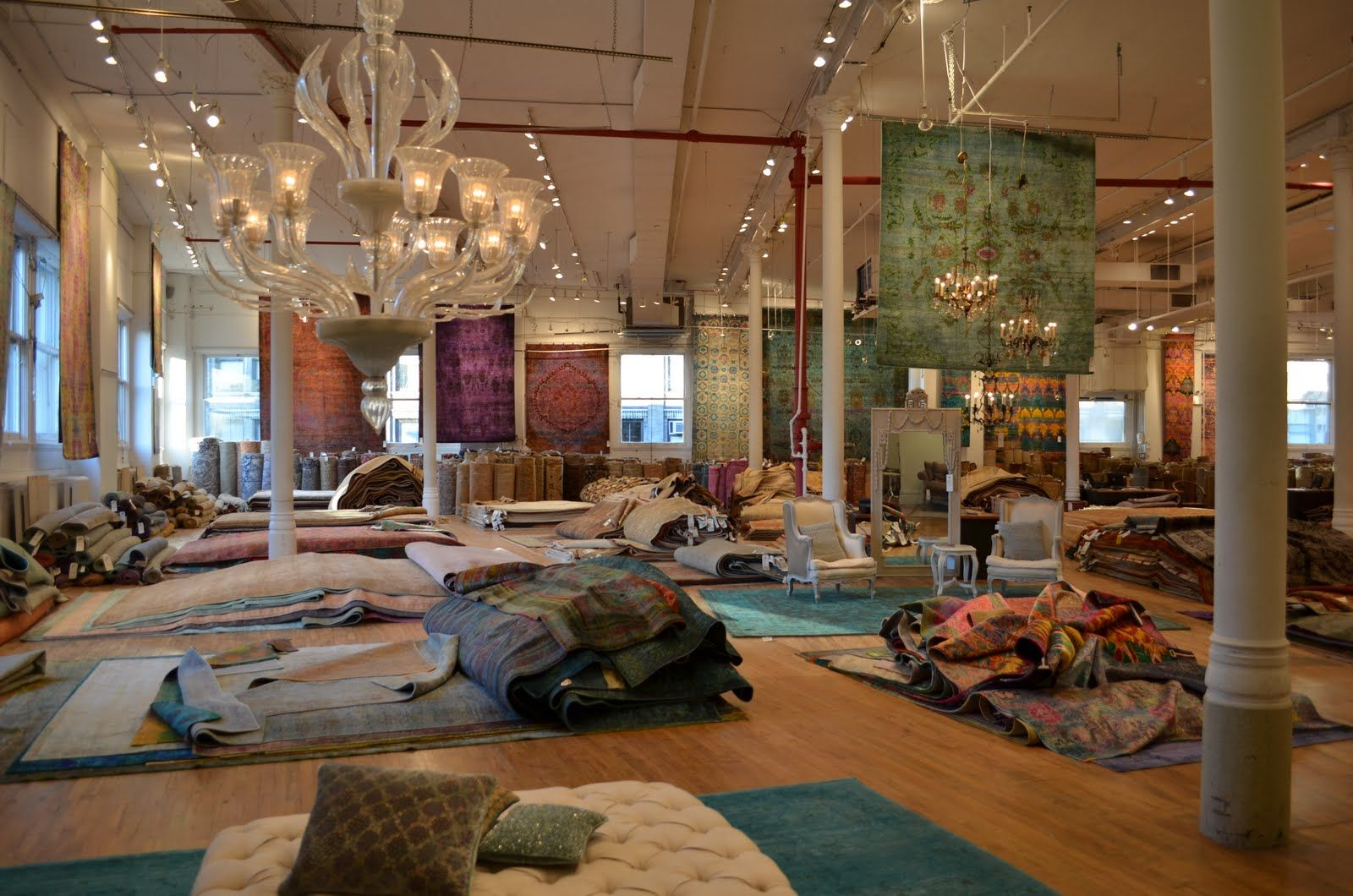 Where to Buy Room-Changing Rugs in NYC | Nyc, Mecca and Home