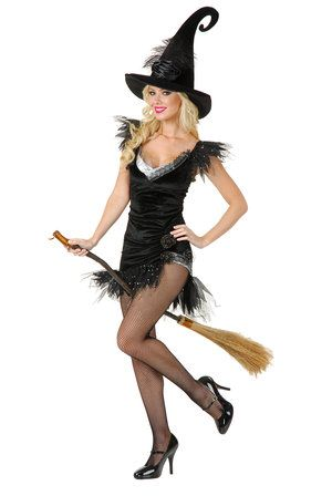 Womens Sexy Playful Witch Costume Witch Costumes Pinterest - hot halloween ideas