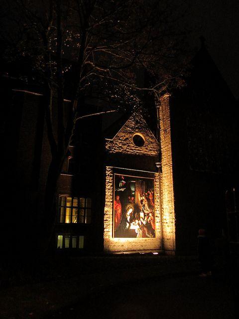St Georges Church, Mayfair 2011