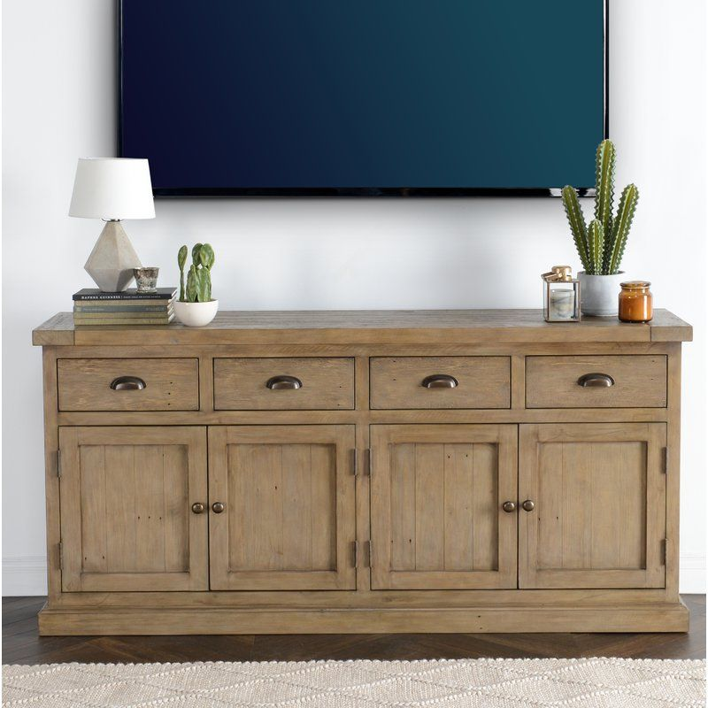 Gertrude Sideboard Solid Wood Dining Table Furniture Sideboard