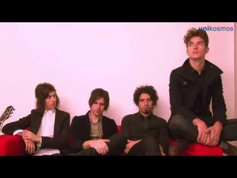 """Auf dem Weg nach oben? Die australische Rockband ME ist gerade nach Berlin gezogen. Von hier aus wollen die vier Jungs um Sänger Luke Ferris aus Down Under den Rock-Olymp erklimmen. Mit den Songs ihres Debütalbums """"Even The Odd Ones Out"""" und der Single """"Vampire Vampire""""  könnte das gelingen. Mehr auf www.pointer.de..."""