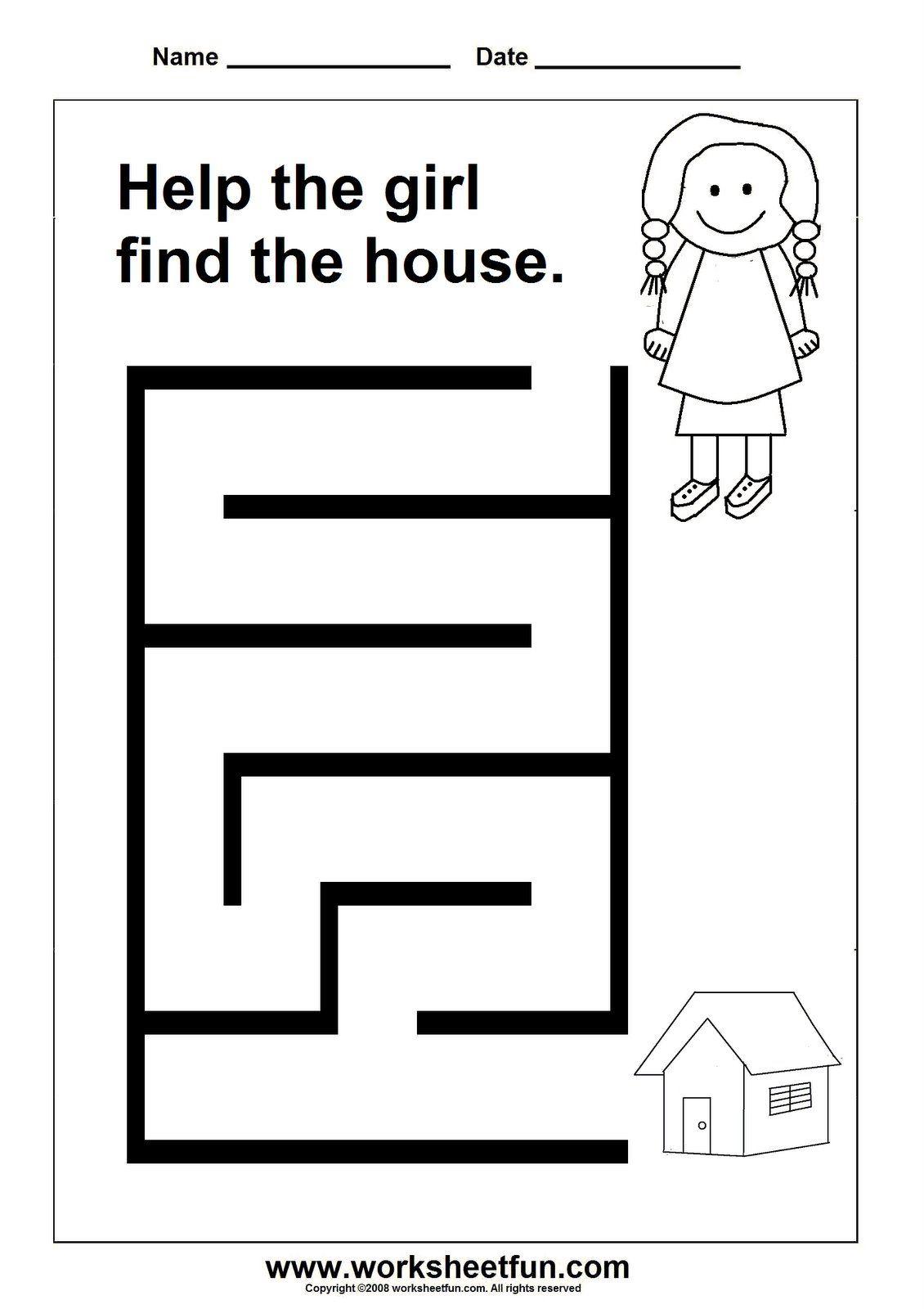 Pin by Kim Lauwers on Binder time   Preschool workbooks ...