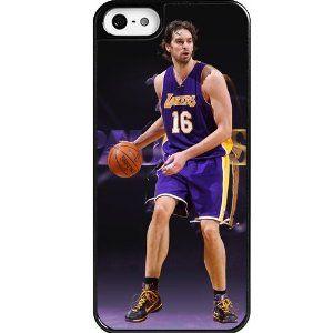 Amazon.com: Custom iPhone 5/5C/5S Case - Popular NBA pau gasol Apple iPhone 5/5s/5C Waterproof TPU Back Cases Covers: Cell Phones & Accessor...