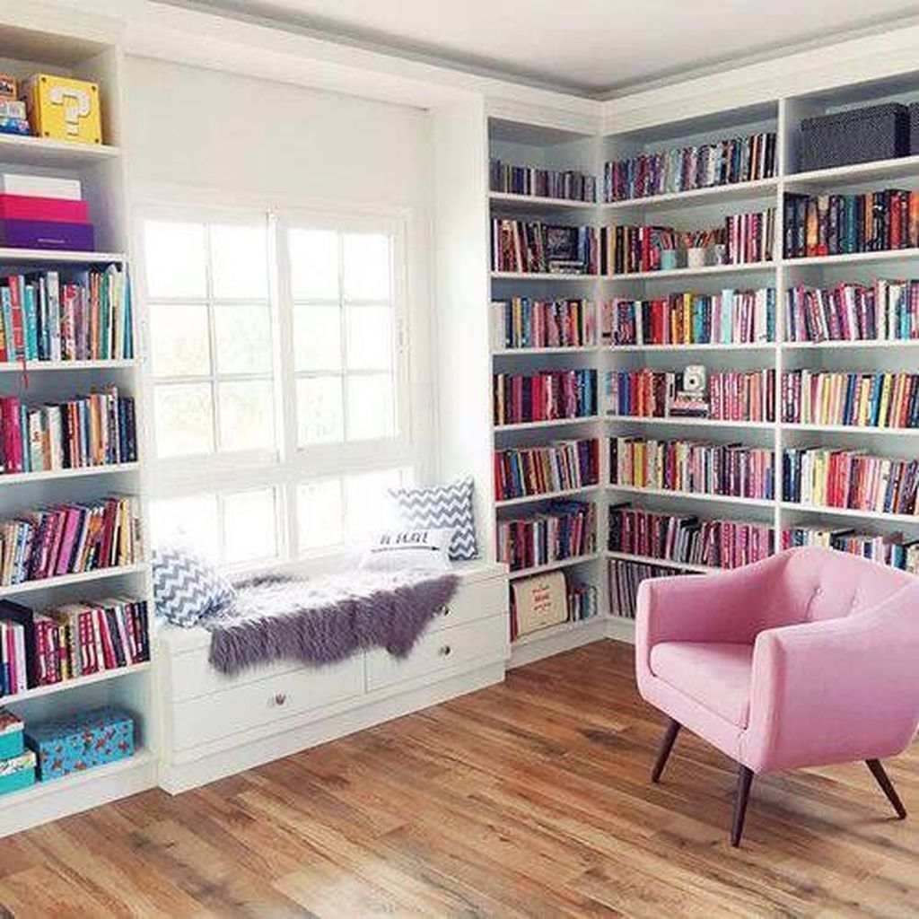 37 Smart Library Design Ideas For Home To Add To Your List