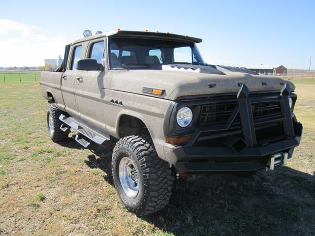 Rare 1972 Ford Crew Cab Price Reduced Ford Crew Cab Crew Cab