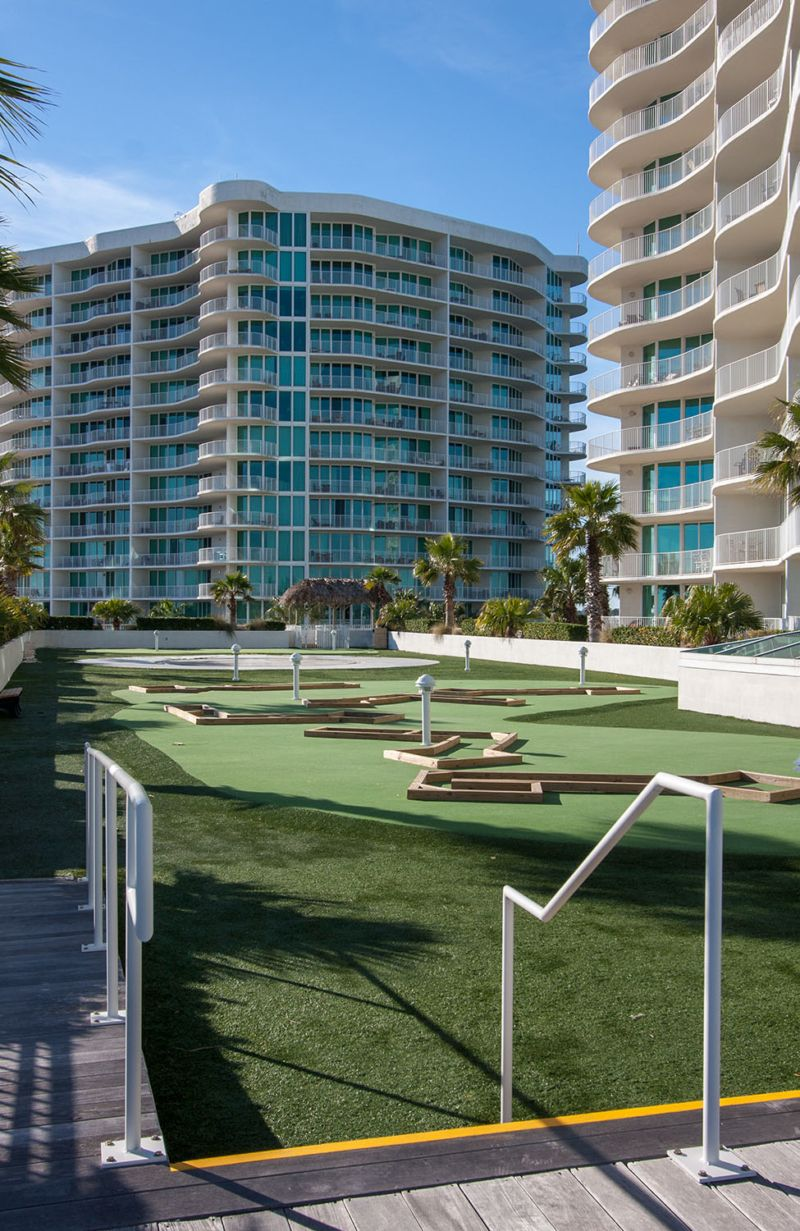 Experience Luxury Amenities At