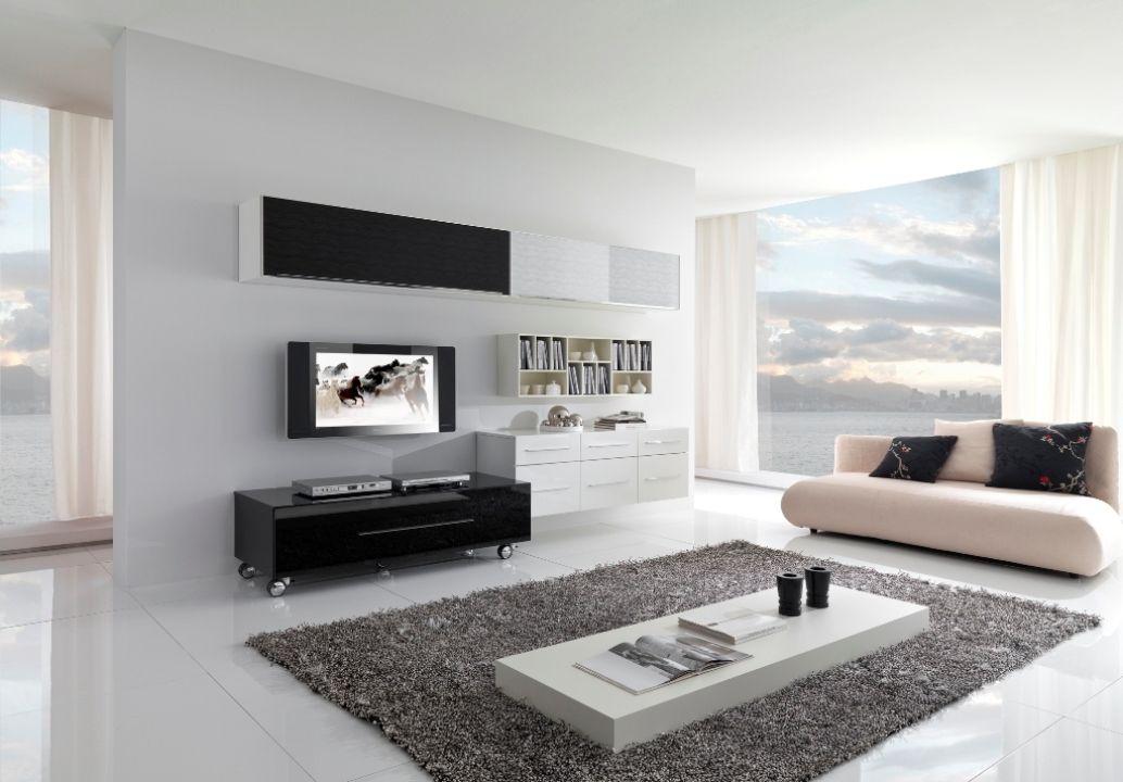 Bon Design A Contemporary Living Room
