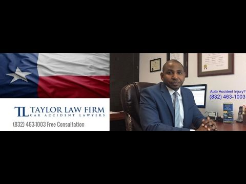 Hit By Uninsured Driver in Texas - What to Do - Car Accident Lawyer