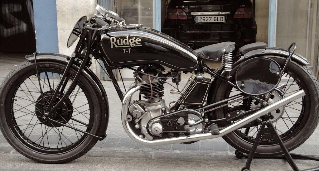 The Vintagent 1930 Rudge Racer Racing Bikes Classic Motorcycles Racing Motorcycles