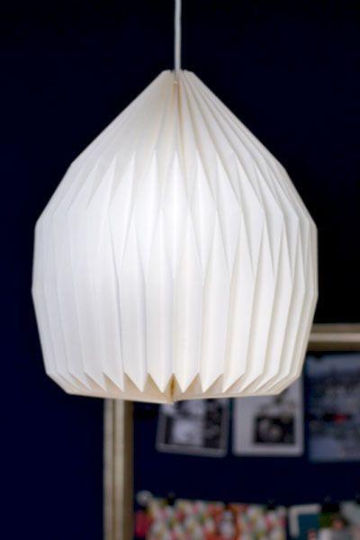 Cremefarbener Papierlampenschirm, Gefaltet, Broste Copenhagen,  Blog.martha S.de. Copenhagen DenmarkBroste CopenhagenEast CoastLighting ...