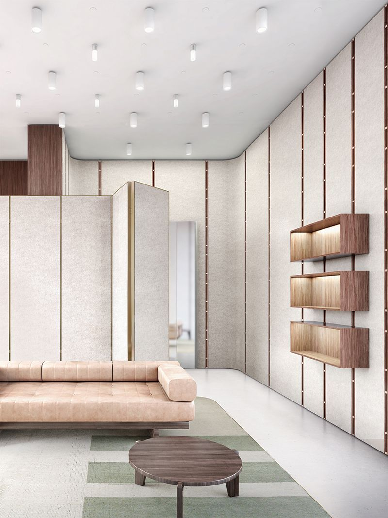 David Chipperfield Bally flagship store Los Angeles 8 thing