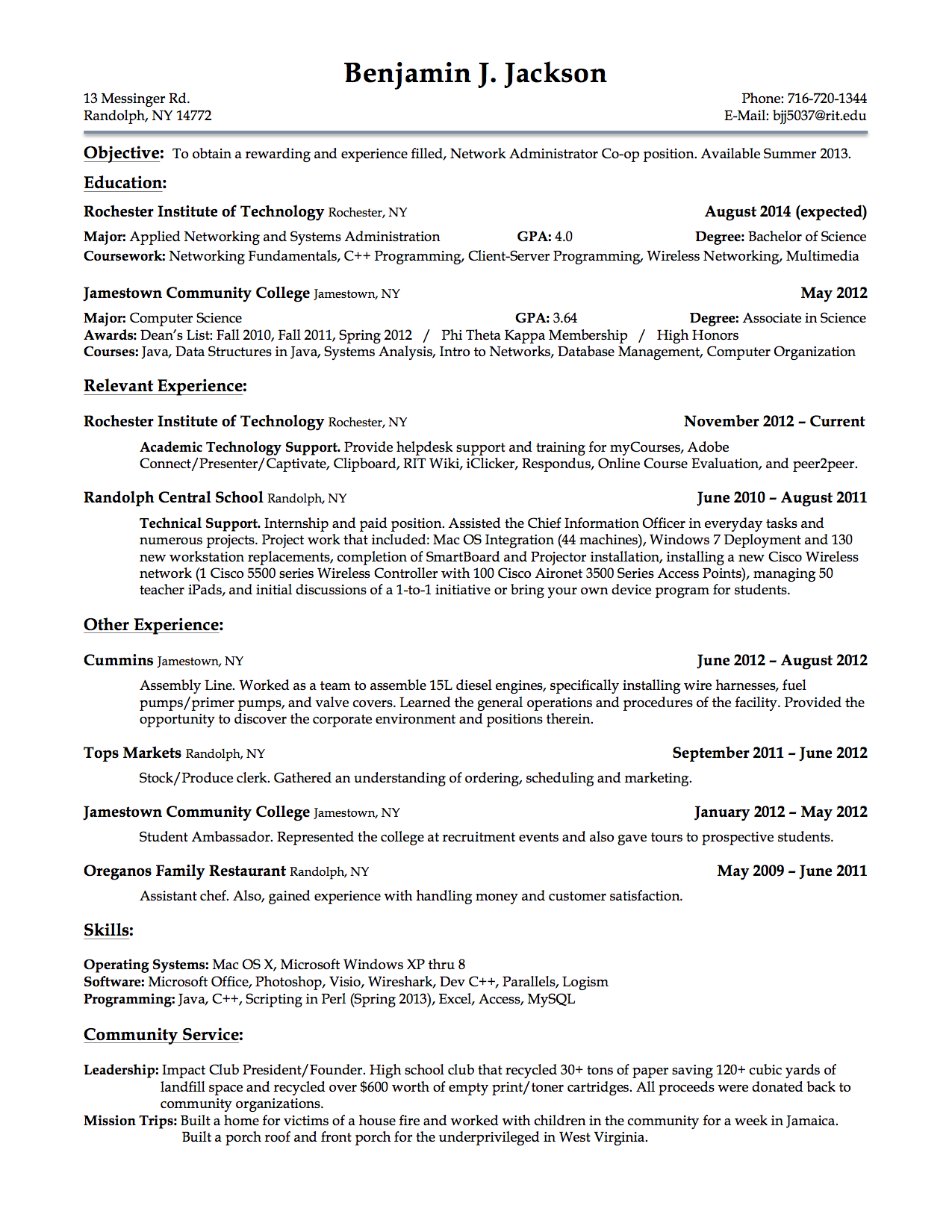 CV en Anglais Cv anglais, Exemple cv, Modèle cv gratuit
